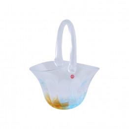 Japanese Basket Vase Small
